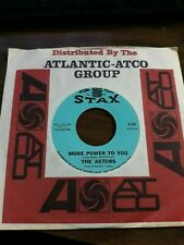 The Astors - More Power To You / Daddy Didn't Tell Me