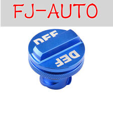 FJ-AUTO DEFAluminumCNCBilletExhaustFluidLidfor 2013-2016DodgeRam