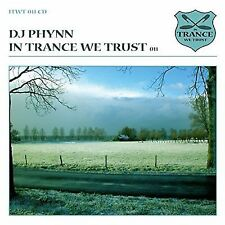 In Trance We Trust 011 * by Phynn (CD, May-2009, Black Hole Recordings (Netherla
