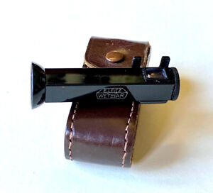 Leica WINTU Right-Angle Finder Black with Case