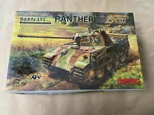 1/35 Meng Panther late