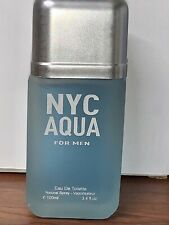 perfume for men NYC AQUA 100ml Long Lasting Natural Spray