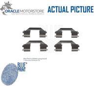 NEW BLUE PRINT BRAKE PAD FITTING KIT GENUINE OE QUALITY ADH248606