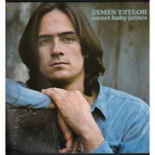 James Taylor Lp Vinyle Doux Baby James / Warner Bros 46 043 G Neuf