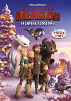 How to Train Your Dragon: Homecoming (DVD,2019)
