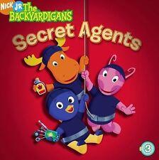Secret Agents (Nick Jr Backyardigans)  Paperback