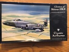 Classic Airframes 1/48 Gloster Meteor FR.9 (457)