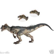 ALLOSAURUS DINOSAUR WITH OPENING JAW BY PAPO!! BRAND NEW WITH TAGS!!