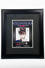 """Demi Lovato Autographed """"Heart Attack"""" Sheet Music, Professionally Framed"""
