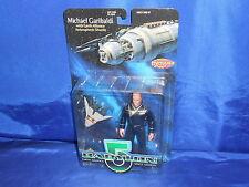 Babylon 5 Michael Garibaldi Previews Exclusive Action Figure Sealed WB Toy 1997
