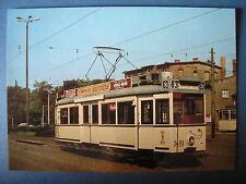 AK Ansichtskarte Postkarte Straßenbahn TW Triebwagen 3493 BVG Berlin / 1927