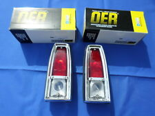NEW 1966-67 Nova Chevy II Tail Light Assy Pair OER 910970 GM Licensed Parts