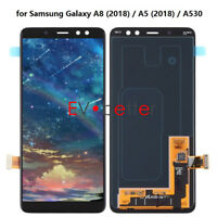 CA For Samsung Galaxy A8 (2018) SM-A530 A530F/DS A530F LCD Display Touch Screen