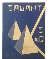 LE CONTE Junior High School 1960 Yearbook HOLLYWOOD, CALIFORNIA Savant
