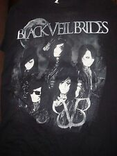 Ultra-Cool Black Veil Brides T-Shirt, Size Large (slim fit), Nice Condition!