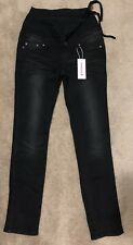 Mamaway Maternity Jeans Black Size S Au10