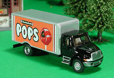 Die Cast Tootsie Pops Candy International Delivery Truck HO 1:87 by Boley