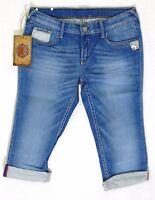 LE TEMPS DES CERISES Corsaire slim stretch jeans Junior Fille SELAH t 12 ans