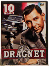 Dragnet: 10 Episode Set DVD (AMAZING DVD IN PERFECT CONDITION!DISC AND ORIGINAL