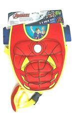 New Marvel Avenger Iron Man 3-D Swim Vest S/M 2-4yrs Flotation Training Aid