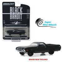 Greenlight 1:64 Black Bandit Series 22 - 1972 Ford Ranchero