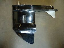 NEW MERCURY OUTBOARD 1971-1979 40-70HP LOWER GEARCASE HOUSING 1643-6037
