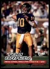 2000 Fleer Ultra Tom Brady RC Patriots #234 Nm-Mt