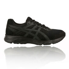 Asics Mens Gel-Contend 5 Running Shoes Trainers Sneakers Black Sports Breathable