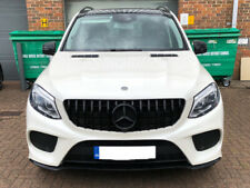 W166 GLE AMG Panamericana Grille Gloss Black SUV models From 2015 Onwards