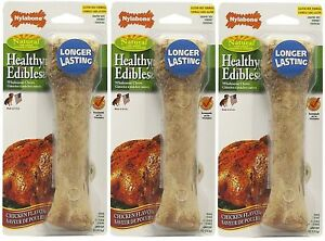 Nylabone Healthy Edibles Longer Lasting Chicken Souper (Free Shipping)