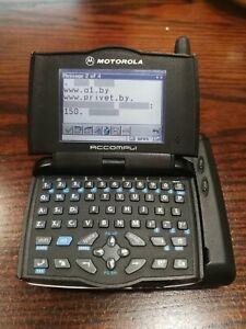 "Vintage Motorola Accompli 009  Unlocked Phone from Movie ""xXx"""