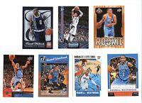Russell Westbrook, Basketball Cards !! Verschiedene Jahren, Series !!