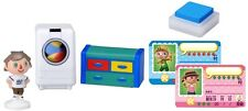 Animal Crossing New Leaf Boy and the Furniture Figure Stamp Set