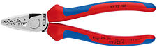 Knipex profi Crimpzange 97 72 180 0,25qmm - 16,0qmm Crimp tool 9772180