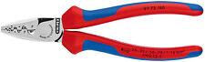 Knipex professional Crimping tool 97 72 180 0,25qmm - 0.02inch² Crimp 9772180