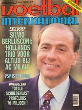V.I. 1992  nr. 14 - BERLUSCONI & AC MILAN/GUY ROUX/COR LEMS/MICHEL KREEK