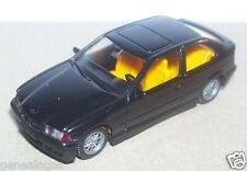 MICRO WIKING HO 1/87 BMW SERIE 3 COMPACT NOIRE
