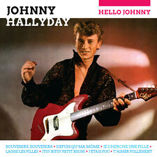 CD Johnny Hallyday : Hello Johnny (+ 4 Titres Bonus)