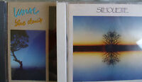 Kamal- Silhouette/ Blue Dawn- 2 CDs- Nightingale Rec. WIE NEU
