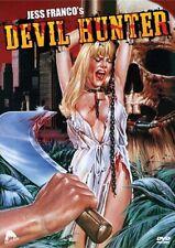 Devil Hunter - DVD - Uncut - Deleted - Jess Franco