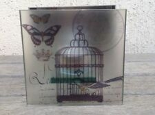 Bird Cage Tea Light Candle Holders & Accessories