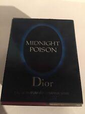 Dior Midnight Poison 30 ml Spray EDP   OVP wenig benutzt