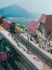 Vollmer 43539 HO Bahnsteig Neuffen #NEU in OVP#