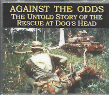 "VIETNAM WAR DVD ""AGAINST THE ODDS: THE UNTOLD STORY OF THE RESCUE AT DOG'S HEAD"""