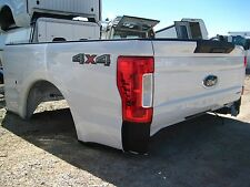 Ford Super Duty F250 F350 6.5' SHORTBED Truck bed 2017 2018 ONLY White Short bed