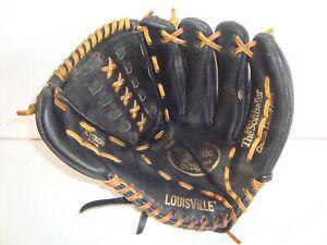 Louisville Slugger KHBG9 Black Glove The Softballer