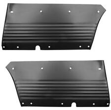 Rear Quarter Lower Front Section for 73-80 Mercedes 107 Chassis 350-450SLC PAIR