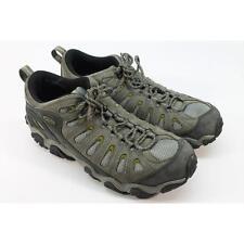 Oboz Sawtooth Men's Pewter Hiking Shoe 11M