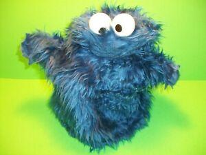 Vintage 1971 Cookie Monster Hand Puppet ~ Child Horizons Inc. ~ Jim Henson VHTF