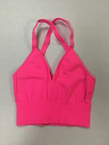 Free People - Good Karma Crop - Activewear Sports Bra Top -All colours! XS/S-M/L